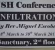 INFILTRATION CONFERENCE  - March 28 -30 2011